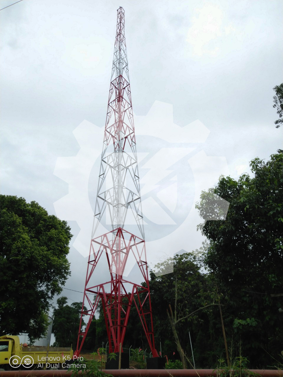penangkal petir indonesia project
